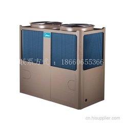 潍坊美的中央空调风冷热泵模块机组