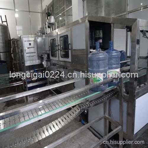 全自动桶装水灌装机生产厂家 灌装机       重庆市赛达水处理设备