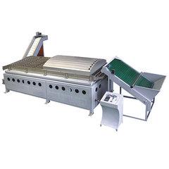 自动型长槽型茶叶理条机