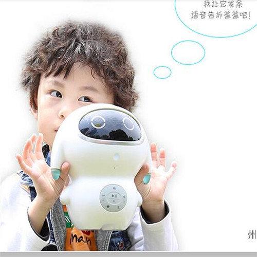 巴巴腾智能机器人 儿童专属智能陪护机器人