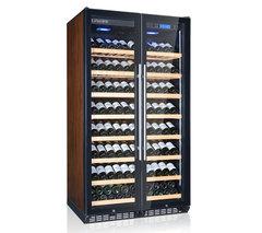 320支触摸式实木恒温红酒柜