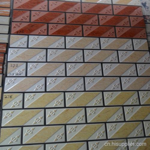夹江游泳池色砖的销售