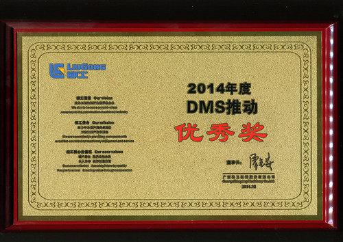 2014年DMS推动优秀奖
