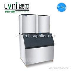 奶茶店KTV斜方块冰块机