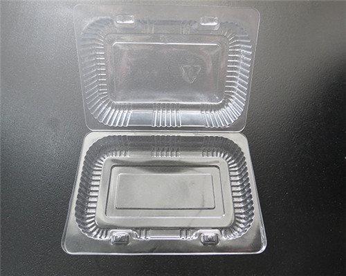 吸塑托盘在食品行业都用什么材料的?