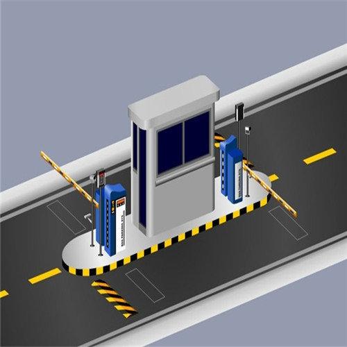停車場管理係統架構與功能