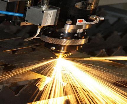 金属激光切割机切割加工速度