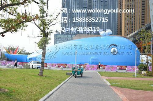 郑州卧龙鲸鱼岛乐园 投资界的新宠