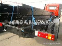 德龙M3000牵引车车架及大梁价格 图片 厂家
