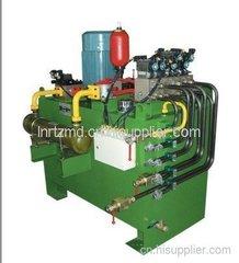 轮胎硫化机液压系统