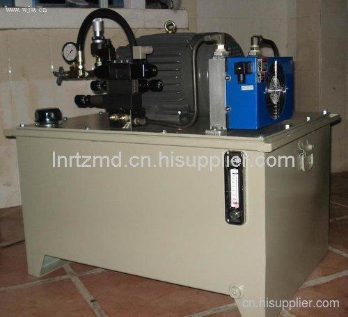 无缝焊接设备液压站