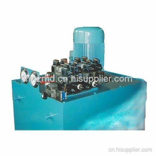 玻璃淬火炉液压系统