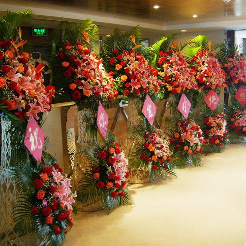 貴陽花卉租賃的特色