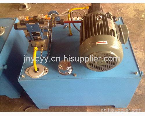 中空玻璃設備用液壓系統|濟南液壓站