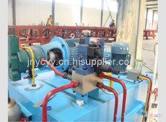 酚醛聚氨酯絕緣板設備液壓站