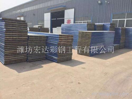潍坊防火岩棉复合板