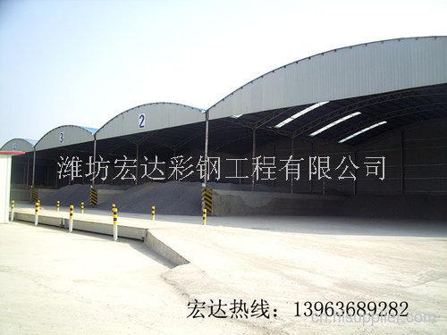 轻钢车间生产厂家-山东潍坊钢结构厂家