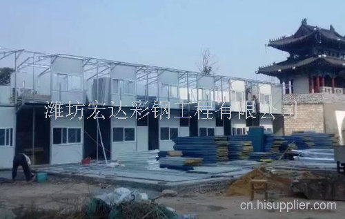 山东活动板房框架厂