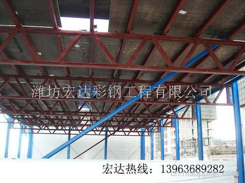 青岛板房框架
