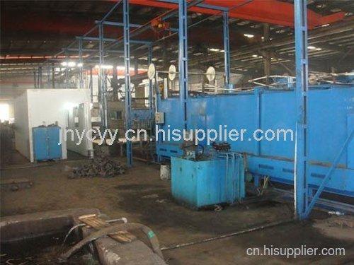 山东工业电炉液压站-恒力液压