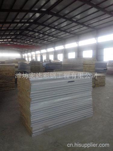 岩棉复合板供应商