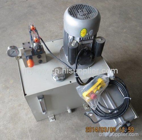 电力设备用液压站