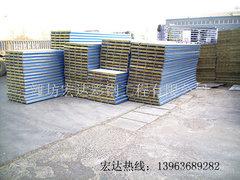 济南防火岩棉复合板