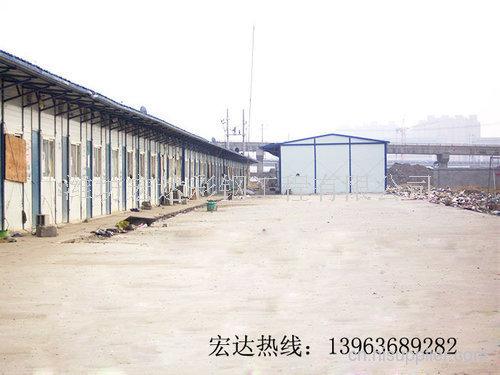 单层活动房-山东潍坊单层活动板房厂家