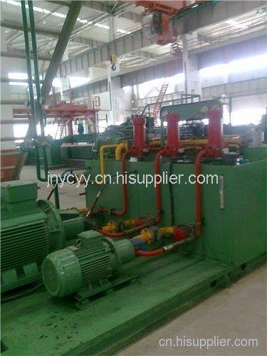 轧铝机用液压系统