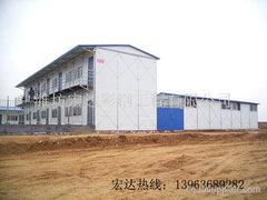 潍坊双层框架活动板房