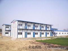 山东双层框架防火板房-潍坊板房材料厂家