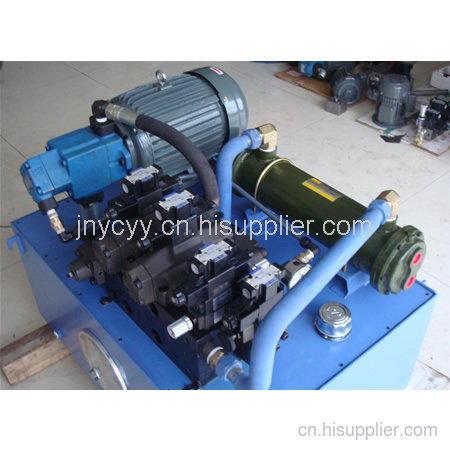 焊接设备用液压站