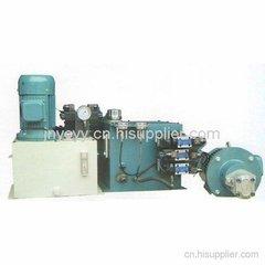無縫焊接對焊設備用液壓站