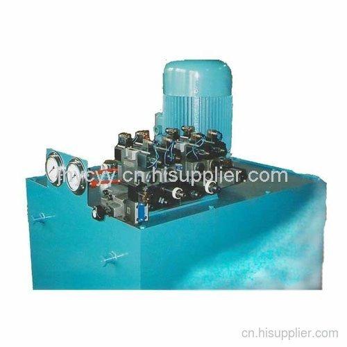 石灰窯爐液壓系統