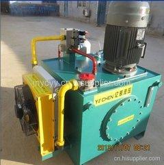 電力設備配套使用液壓系統