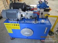 鋼廠用液壓系統|山東鋼廠用液壓站、油缸|濟南億辰液壓