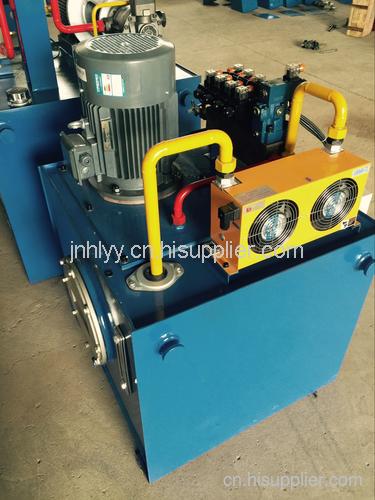 纸加工机械用液压站