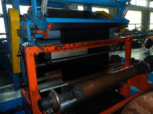 直裁冷修边装置:不修钢丝只修边角料就能达到接头标准