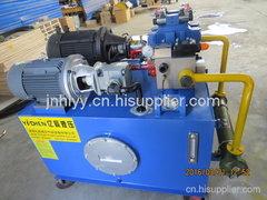 济南恒力数控机床液压系统