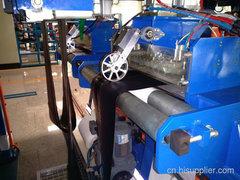 胎侧垫胶热裁切机器