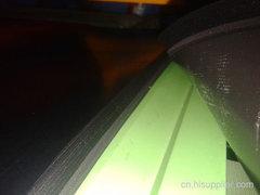 轮胎全钢内衬层热刀