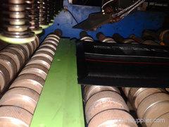 半钢内衬层胎面热裁切设备