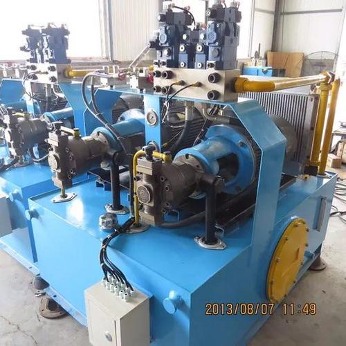 山东汽车轮毂设备用液压站