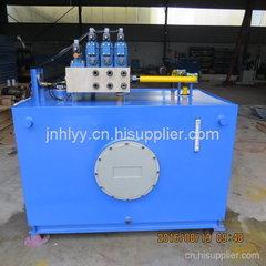 济南汽车轮毂设备用液压站|恒力液压站