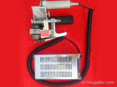 电动钢丝帘布接头机器