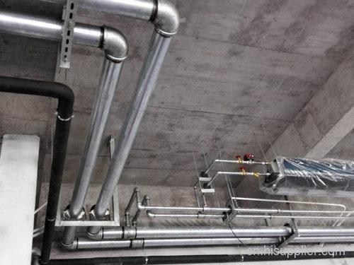 山西地源热泵埋管