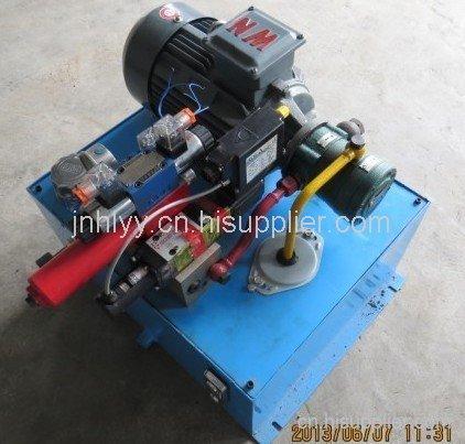 濰坊電爐用液壓系統
