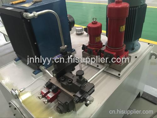 山東石灰窯爐液壓系統