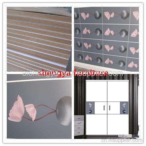 盛雅家居板材系列 密度板