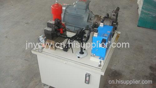 恒力生产用于医疗设备的液压站